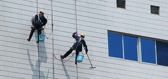 外墙高空作业