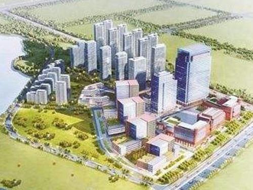 长江建投集团开发的新区物业托管保洁服务项目