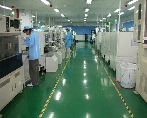 工厂日常保洁